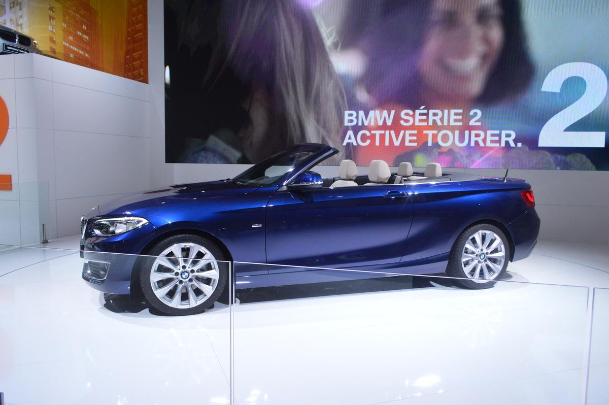 BMW has upped the torsional stiffness on the 2 Series by roughly 20 percent (Photo: C.C. Weiss/Gizmag)