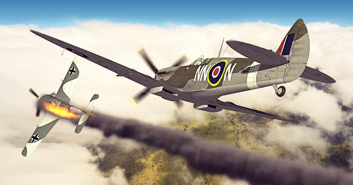 Statistics show how the Luftwaffe could have won the Battle of Britain