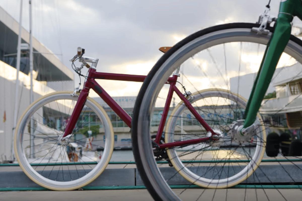The Lauva e-bike is onKickstarter now