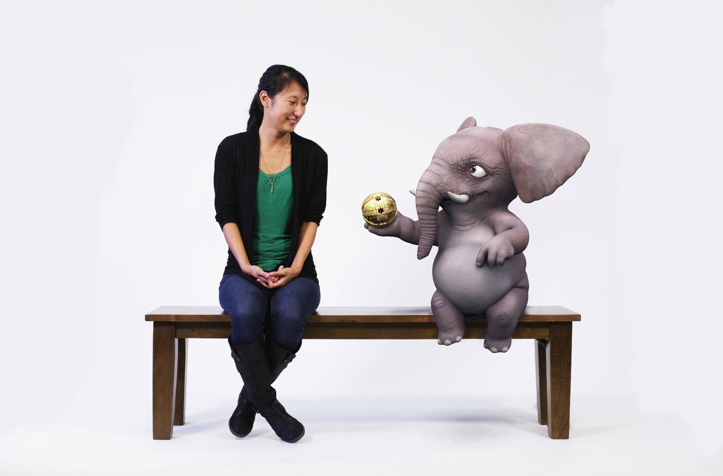 Disney Research's Magic Bench remixes reality, making augmented reality a group experience
