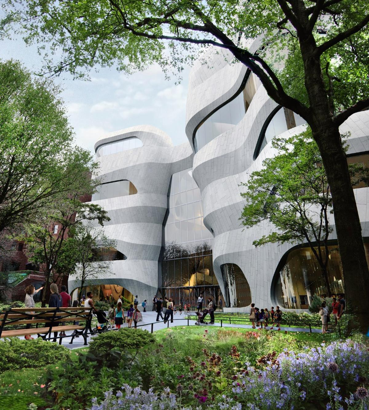 The Richard Gilder Center for Science, Education, and Innovationhas a budget of US$383 million and is expected to openin late 2020