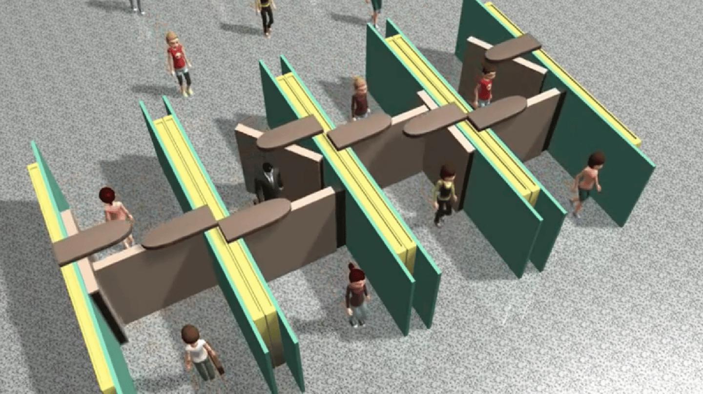The LRD Portal system