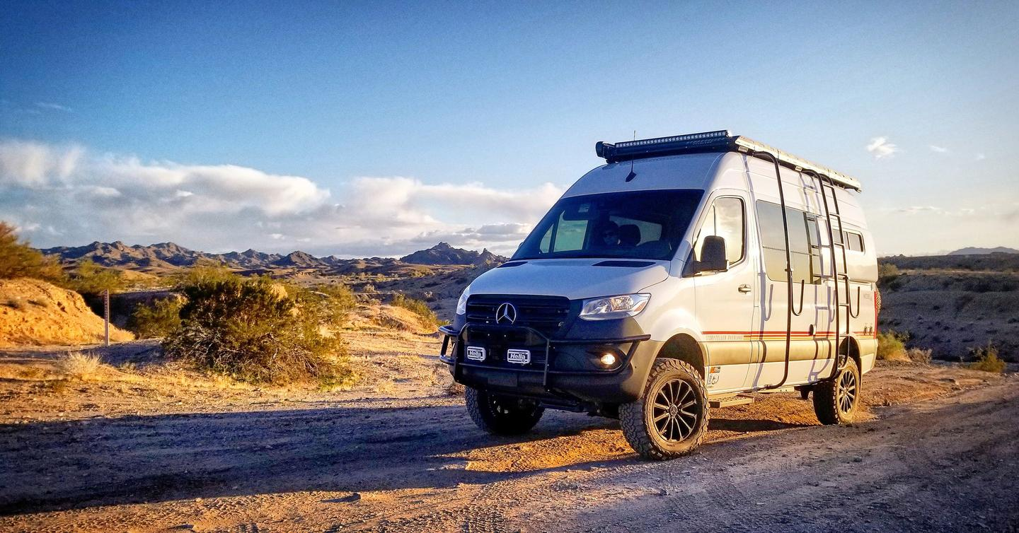 Storyteller Overland accessorizes the Mode into Beast Mode