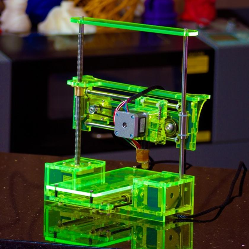 World's cheapest 3D printer moves forward