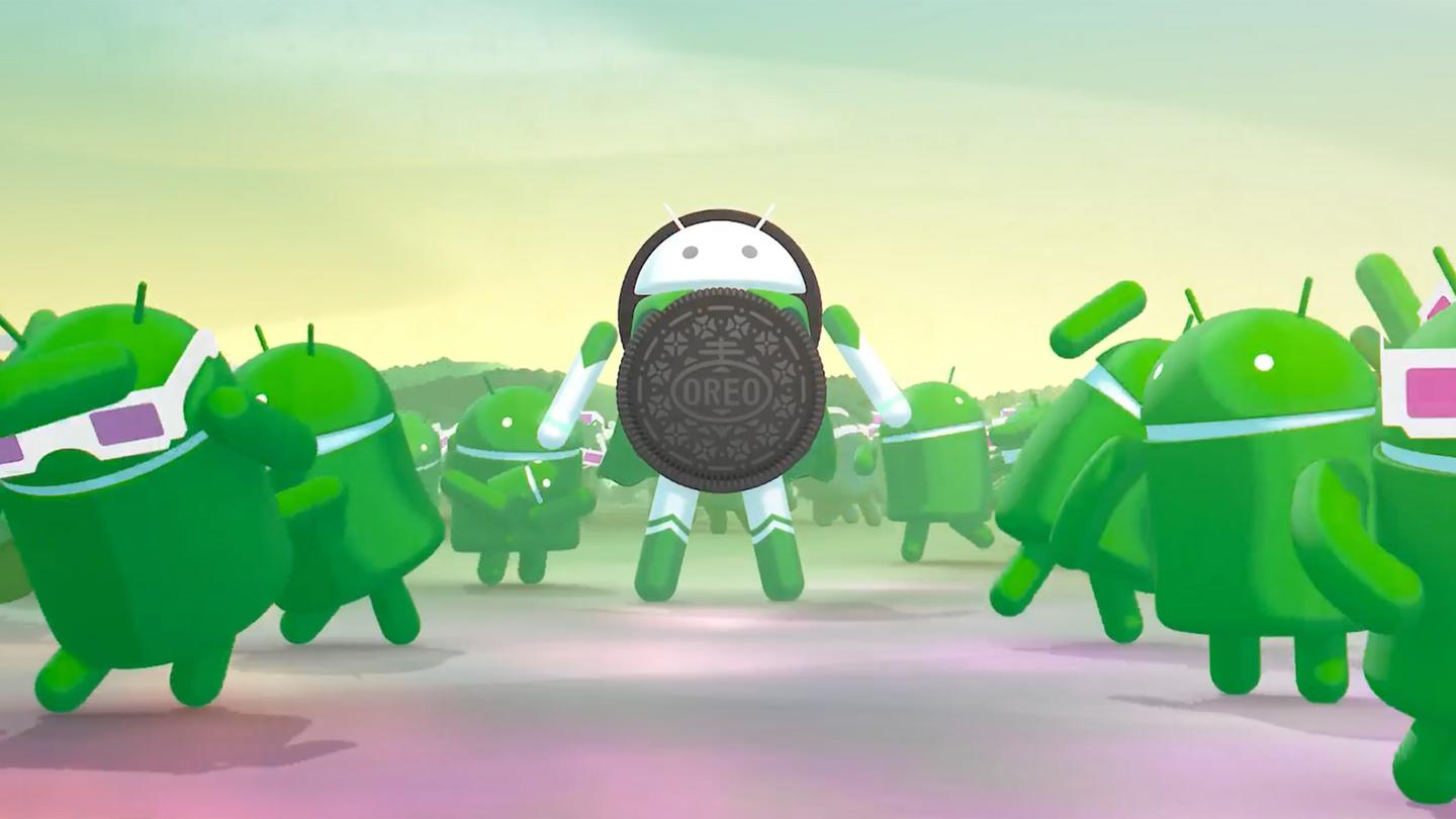 Android O is officially Android Oreo