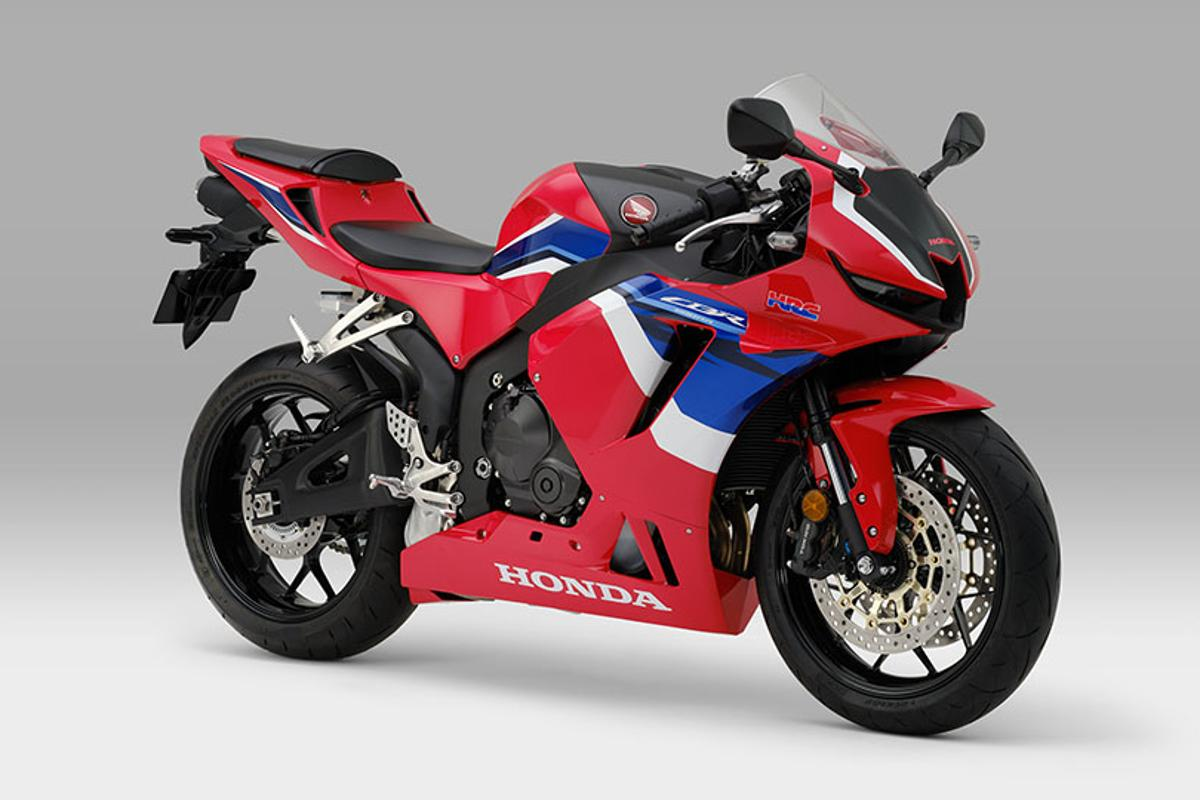 Honda Takes The Cbr600rr Fully Electronic For 2021
