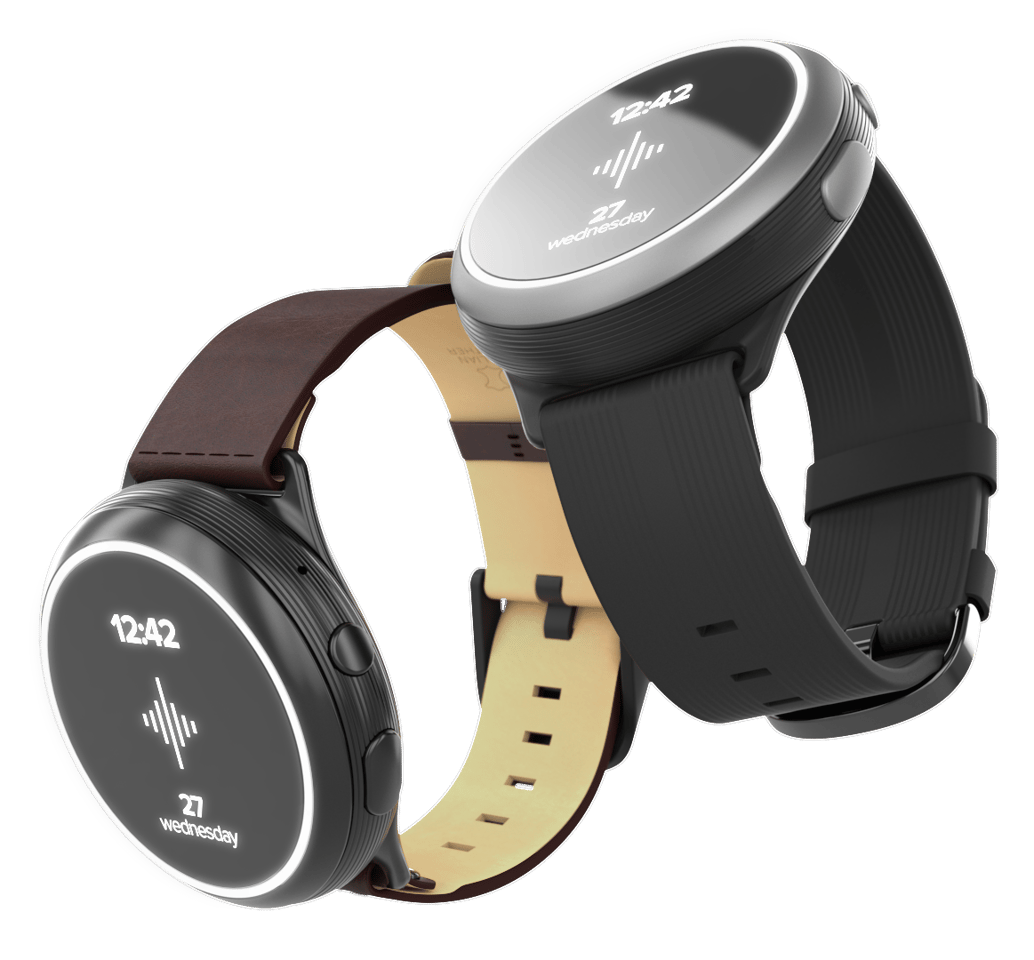 The Core is an all-in-onevibrating metronome, magnetic twist tuner, decibel meter and everyday timepiece