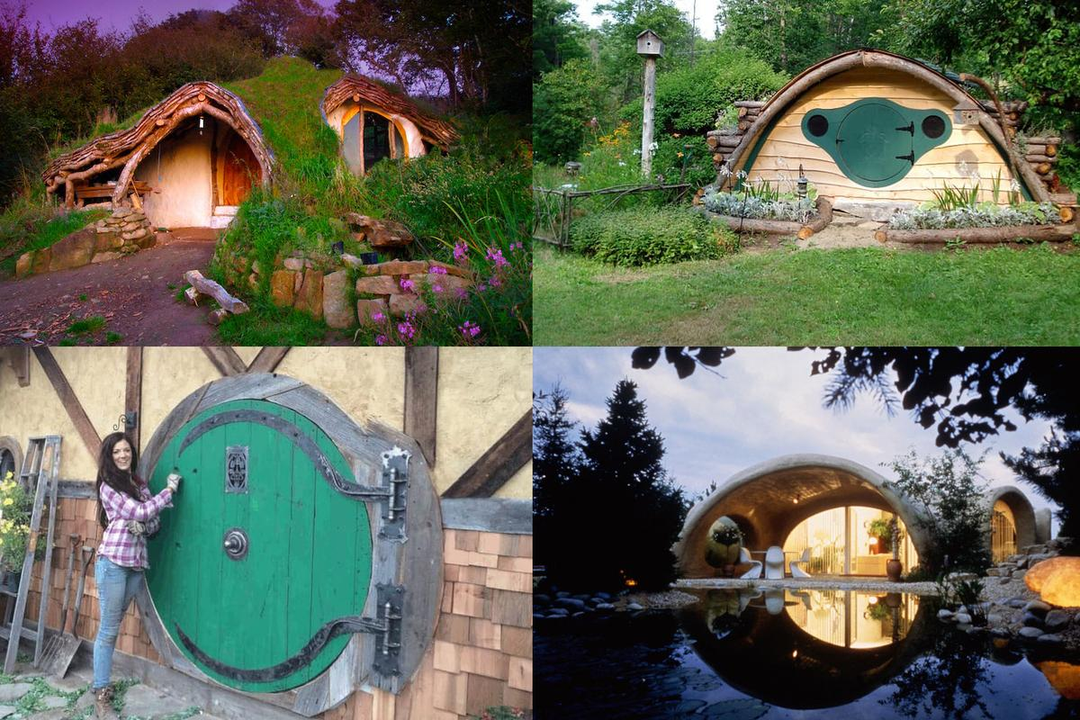 Join us as we highlight the most interesting hobbit holes we've come across so far