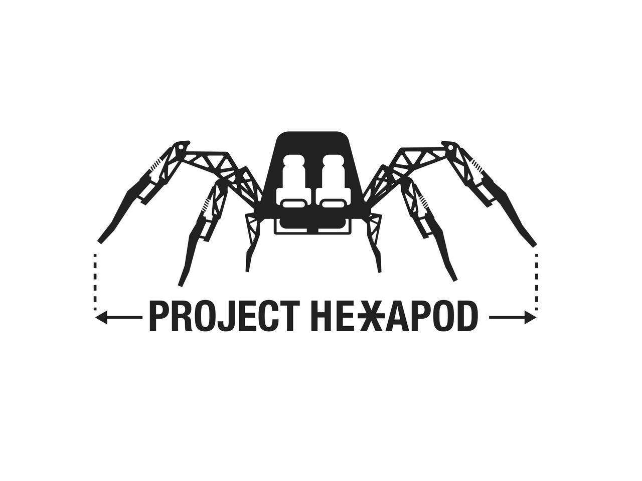Stompy: Project Hexapod's giant, rideable robot