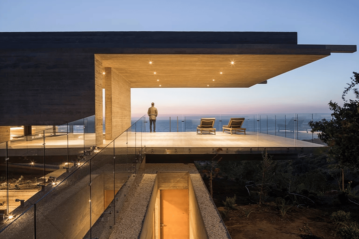 La Casa H, byFelipe Assadi Arquitectos