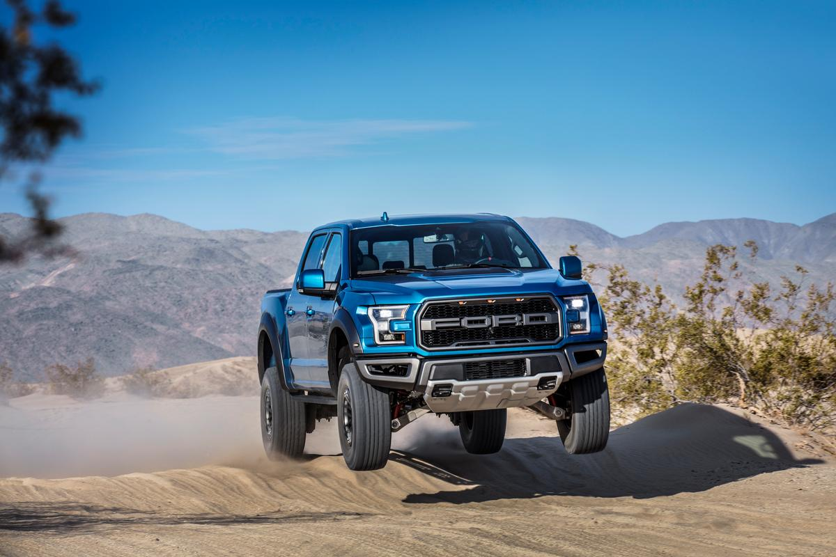 There's no word yet on the pricing, but the 2019 F-150 Raptor will go on sale in late 2018