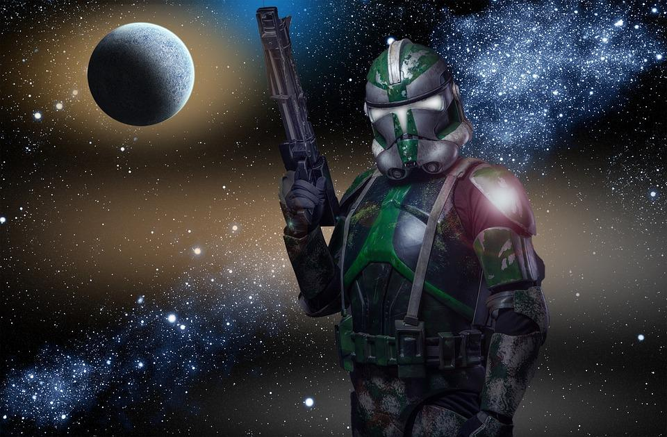 US lawmakers have drafted a legislation proposing the formation of a new branch of the military called the Space Corps.