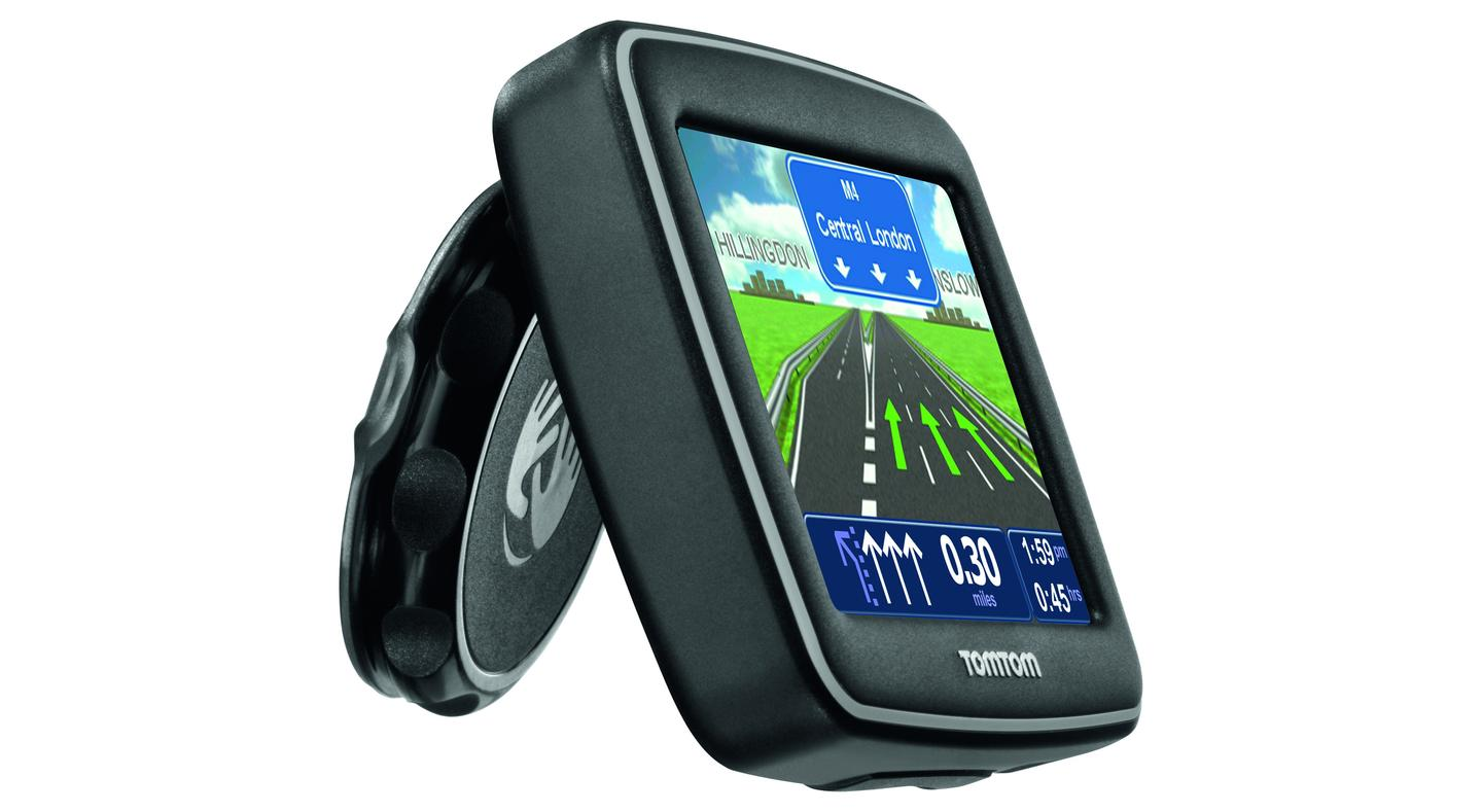 The TomTom Start2 satnav system has many useful features including advanced lane guidance for difficult junctions