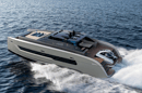 The Aquanaut was designed by Officina Armare and will be built by Licia Yachts