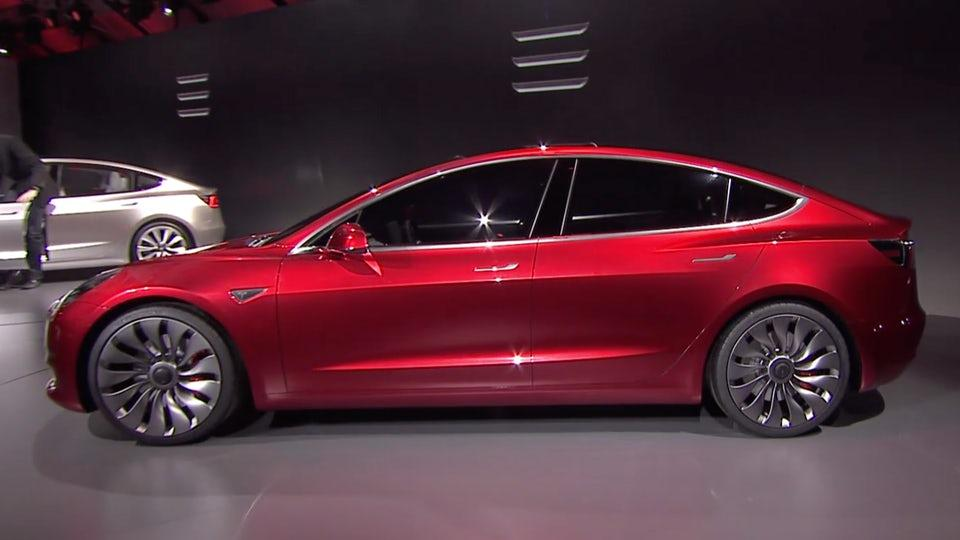 Billed as its first electric sedan for the masses, Tesla's Model 3 has attracted huge interest since it was announced in April 2016