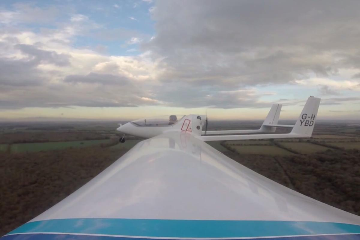 The University of Cambridge and Boeing have partnered to create an electric-hybrid test aircraft (Photo: University of Cambridge)