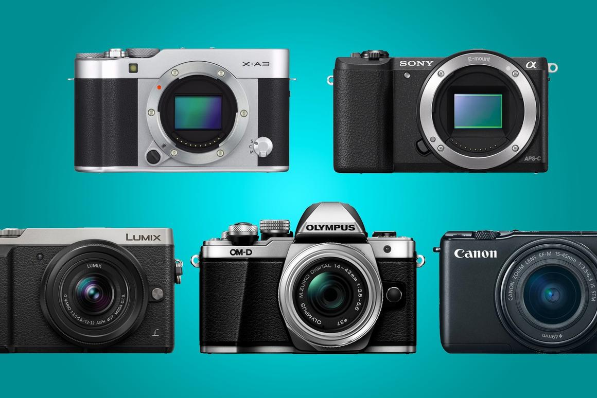 We look at some of the best mirrorless cameras for beginner photographers