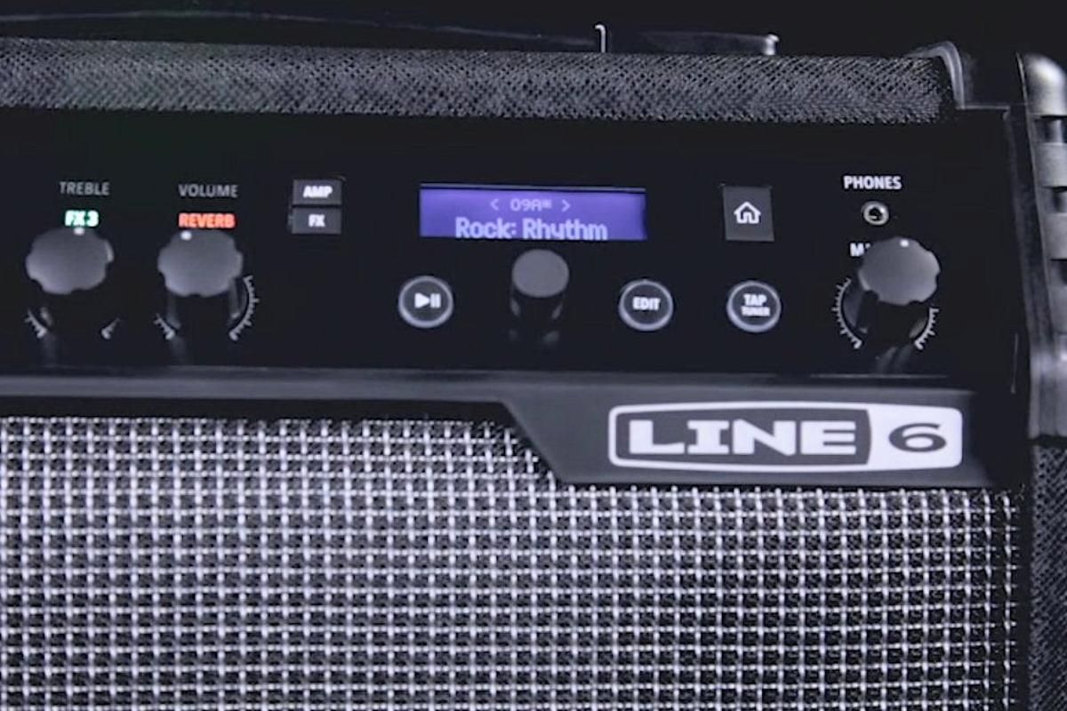 The Spider V modeling amps from Line 6 offer more than 200 amps, cabinets and effects, with more than a hundred artist-designed presets, classic rig presets and Line 6 originals