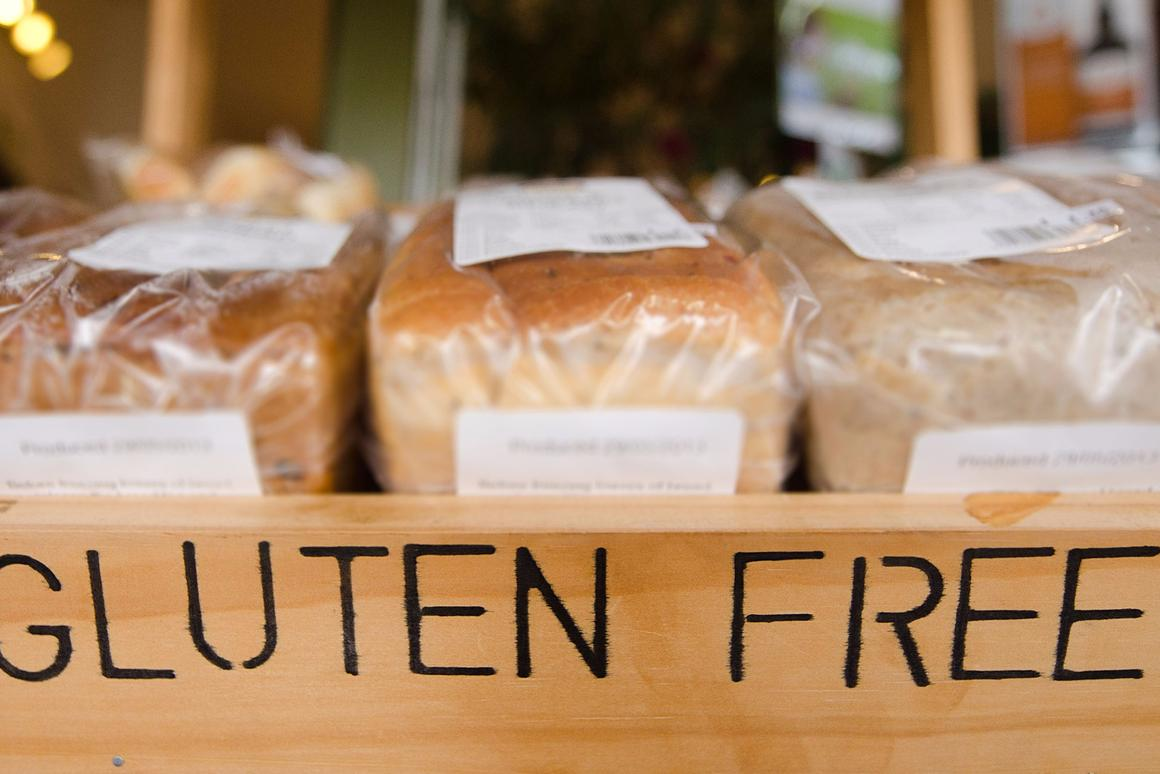 New research suggests fructan, and not gluten, may be thevillain causing many people's post-eating stomach upset