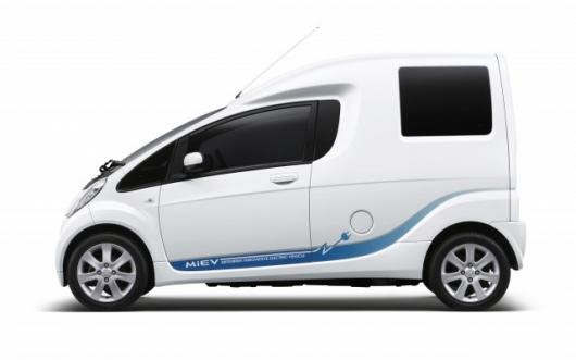The i-MiEV CARGO