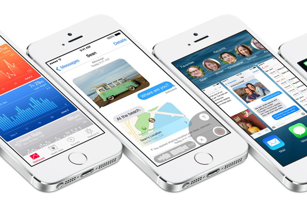 iOS8 brings a range of improvements and tweaks to the mobile OS