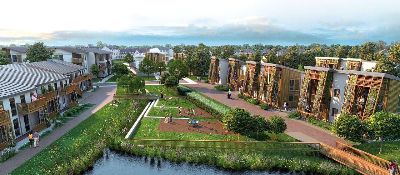 Smart Urban Villages – sharing costs and reducing environmental impact through community living