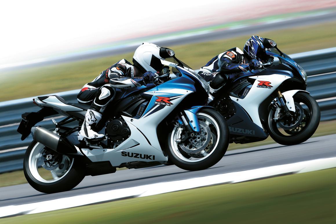 Supersports evolution: Suzuki unveils all-new GSX-R600 and