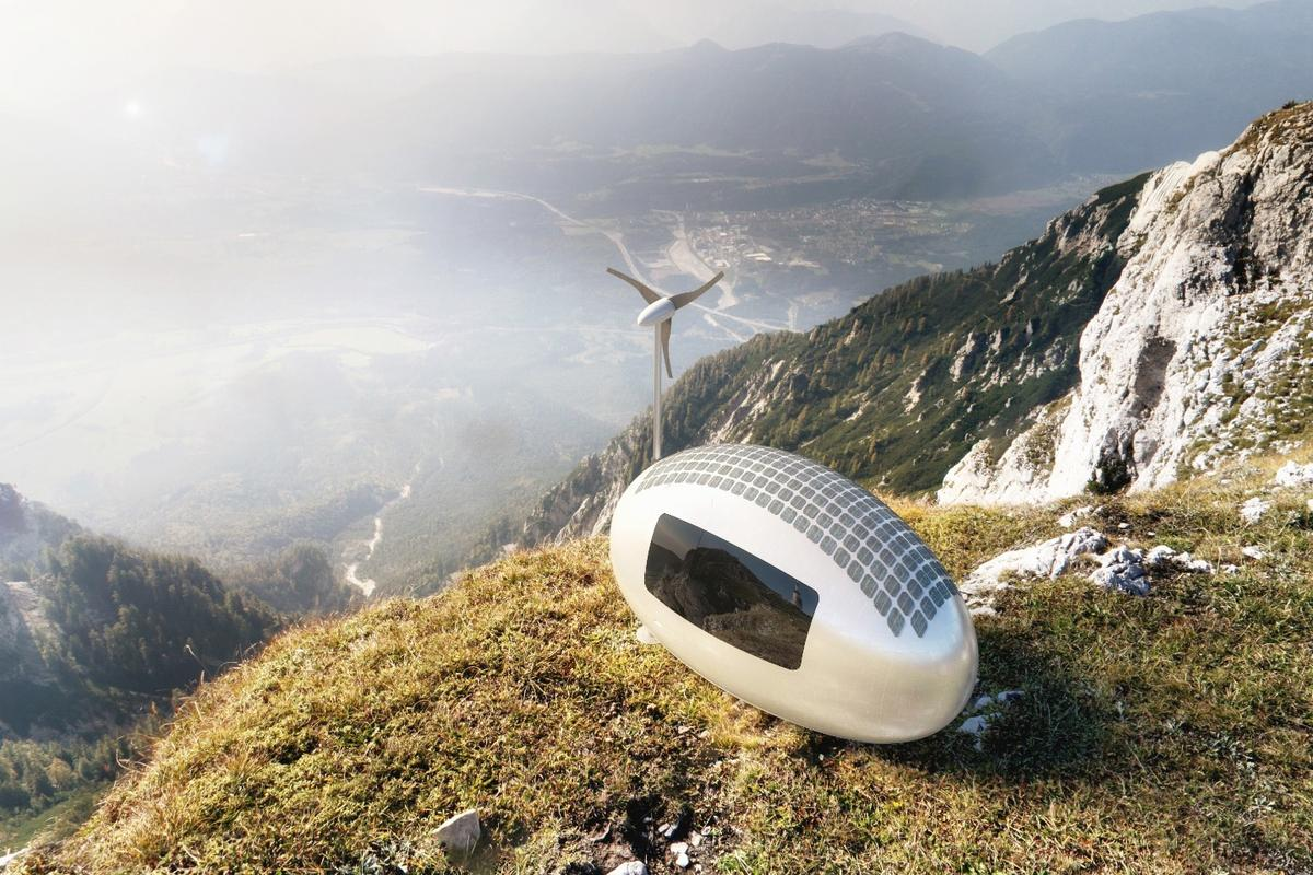 Ecocapsule will be unveiled at the Pioneers festival in Vienna on May 28 and made available for sale at the end of this year