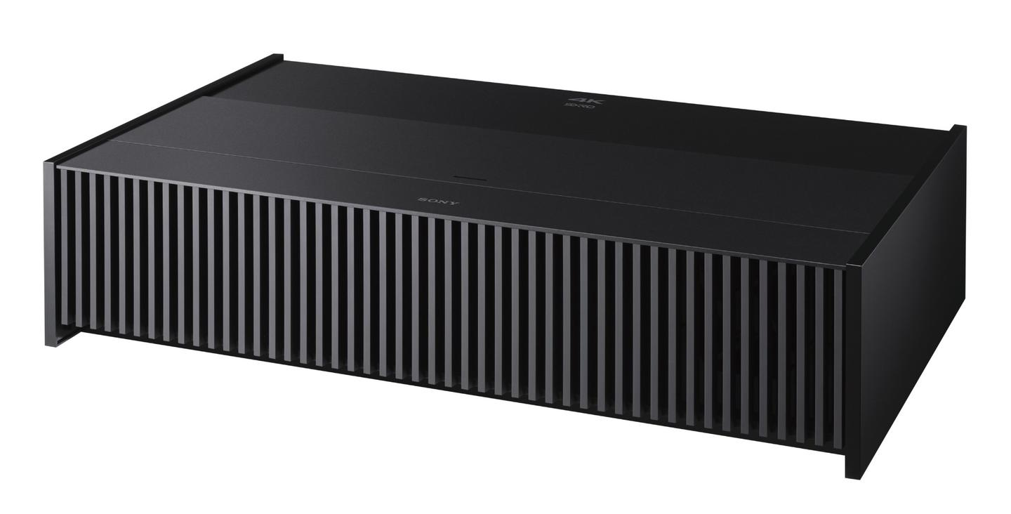 The VPL-VZ1000ES is High Dynamic Range (HDR) compatible and offers 4K playback
