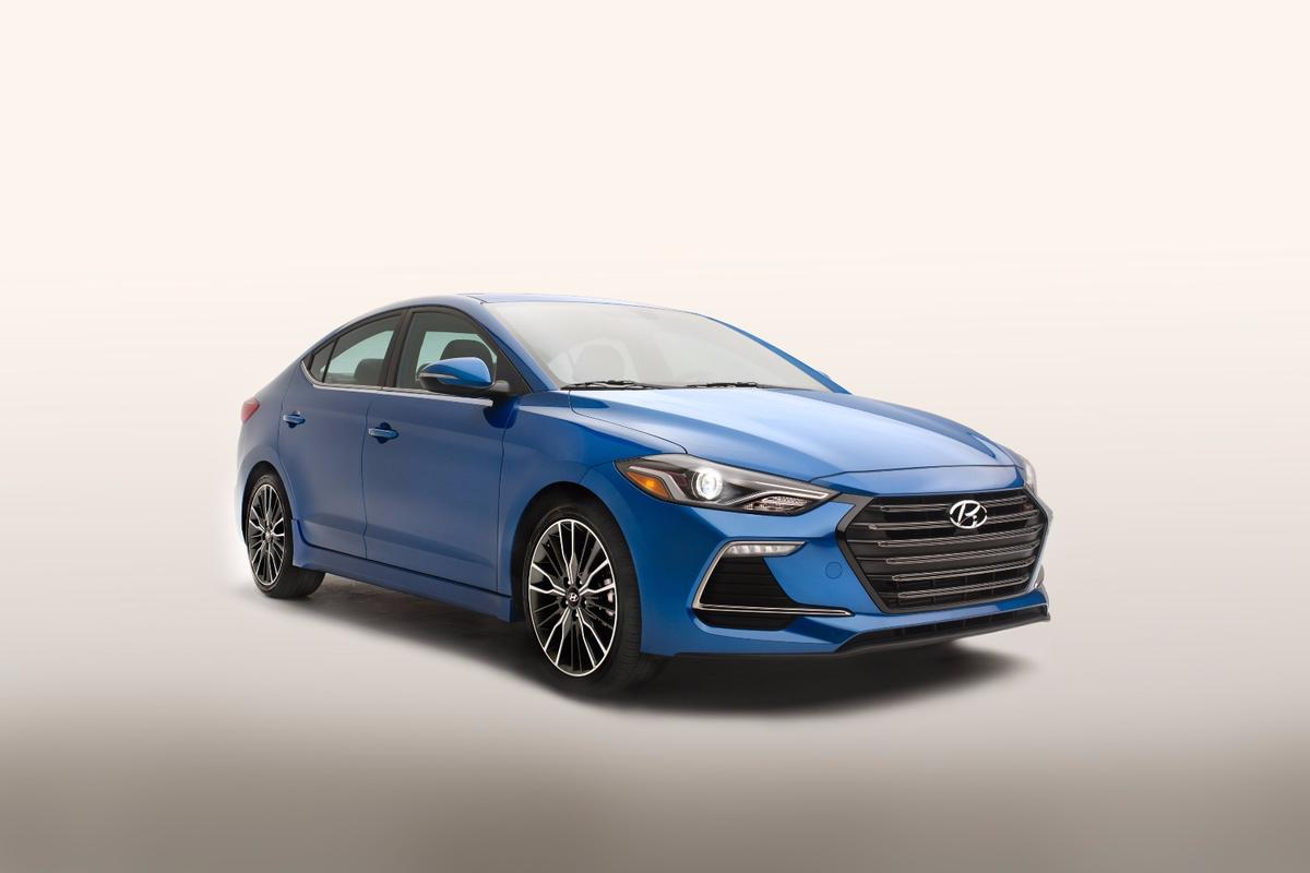 The new Elantra Sport is another step toward sporting credibility from Hyundai
