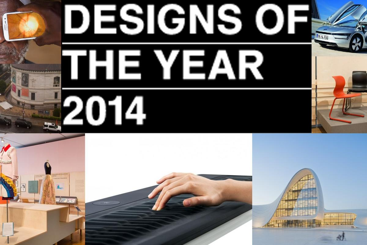 The winners of the 2014 Designs of the Year Awards
