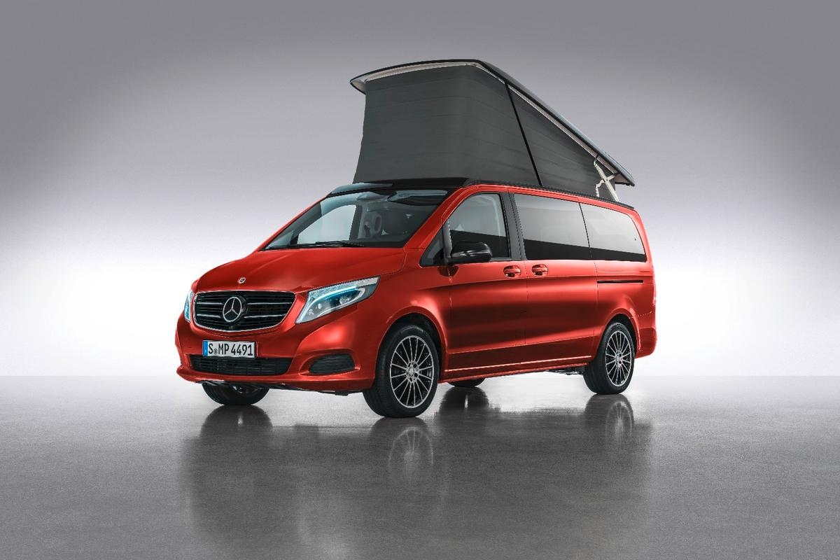 The new Marco Polo Horizon Limited Edition promises to be a highlight of the Düsseldorf Caravan Salon