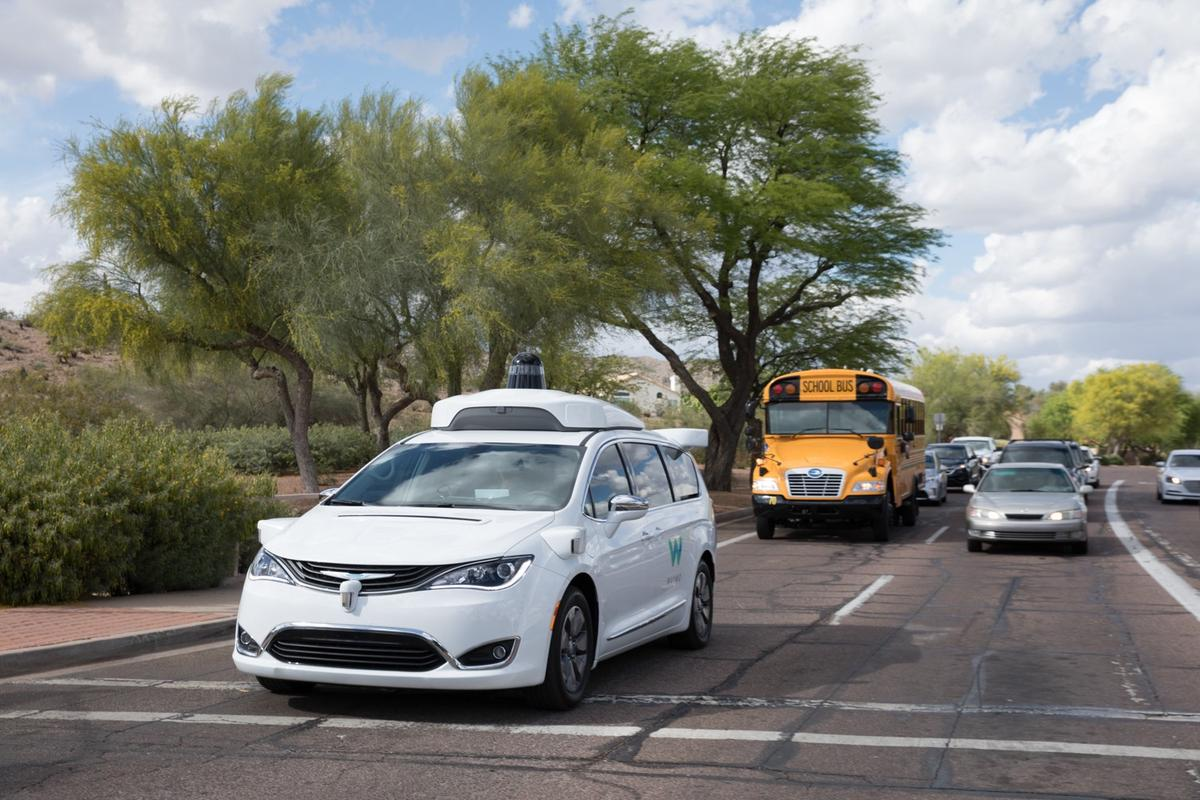 Waymo has reached an important milestone on the road to fully autonomous vehicles