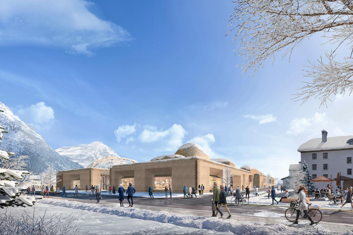 InnHub La Punt is due to be completed in 2022