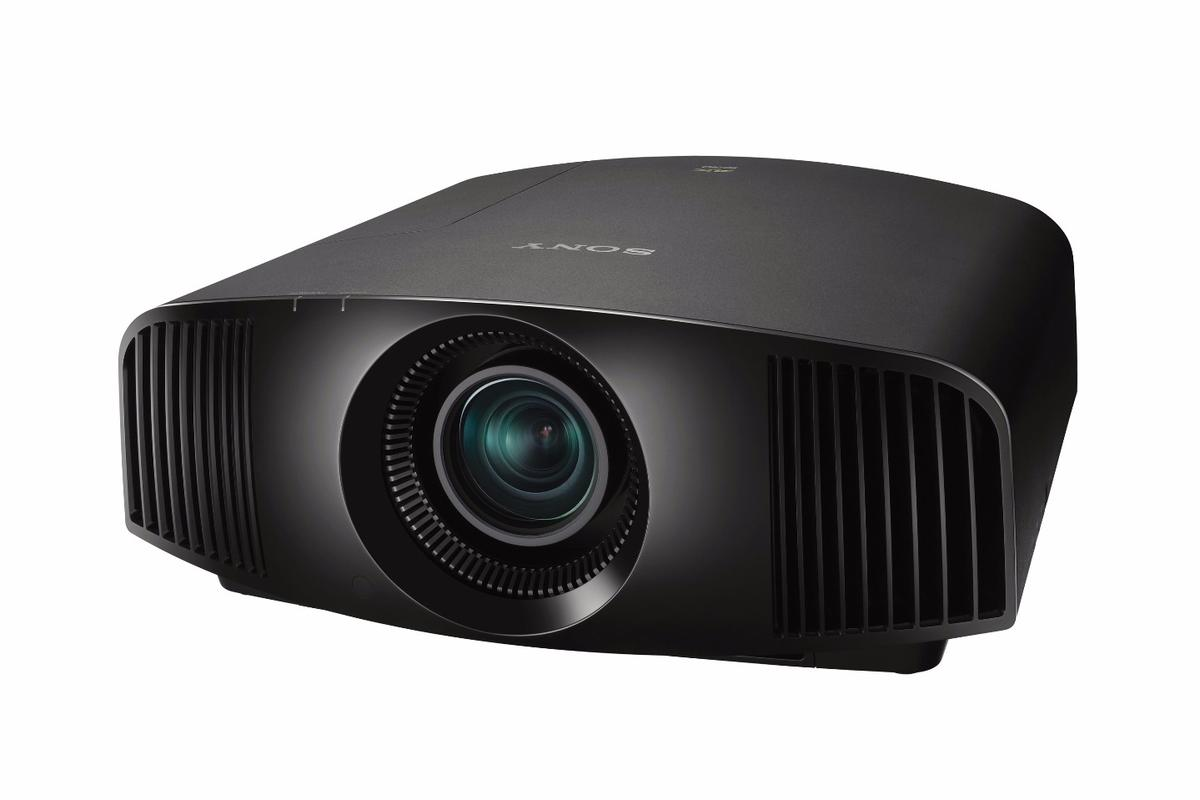 Sony has announced two new 4K HDR home theater projectors, including an entry-level model for under US$5,000