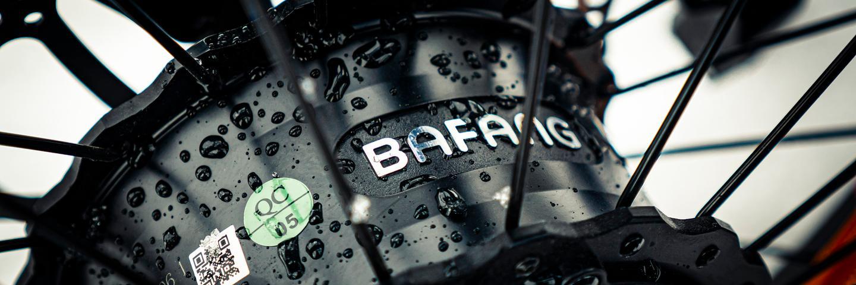 The Biktrix Moto powers along courtesy of a 750-W Bafang rear-hub motor