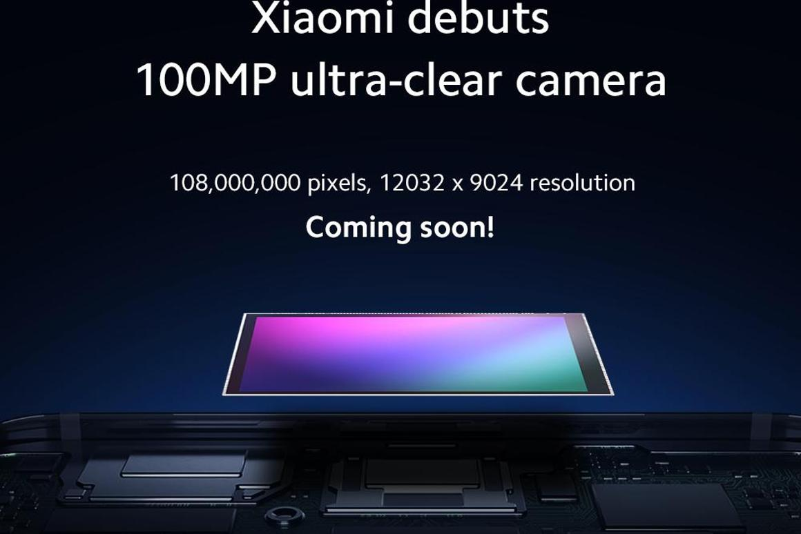 100-megapixel phone cameras are on the way courtesy of Xiaomi and Samsung