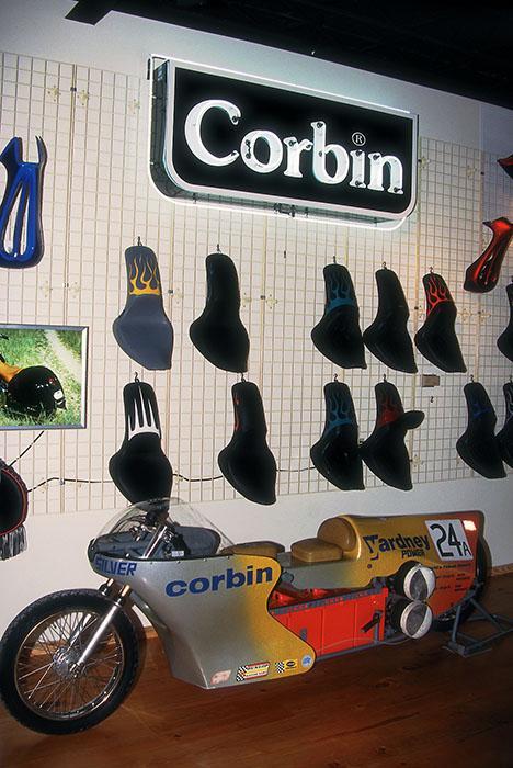 Quicksilver at the Corbin Factory