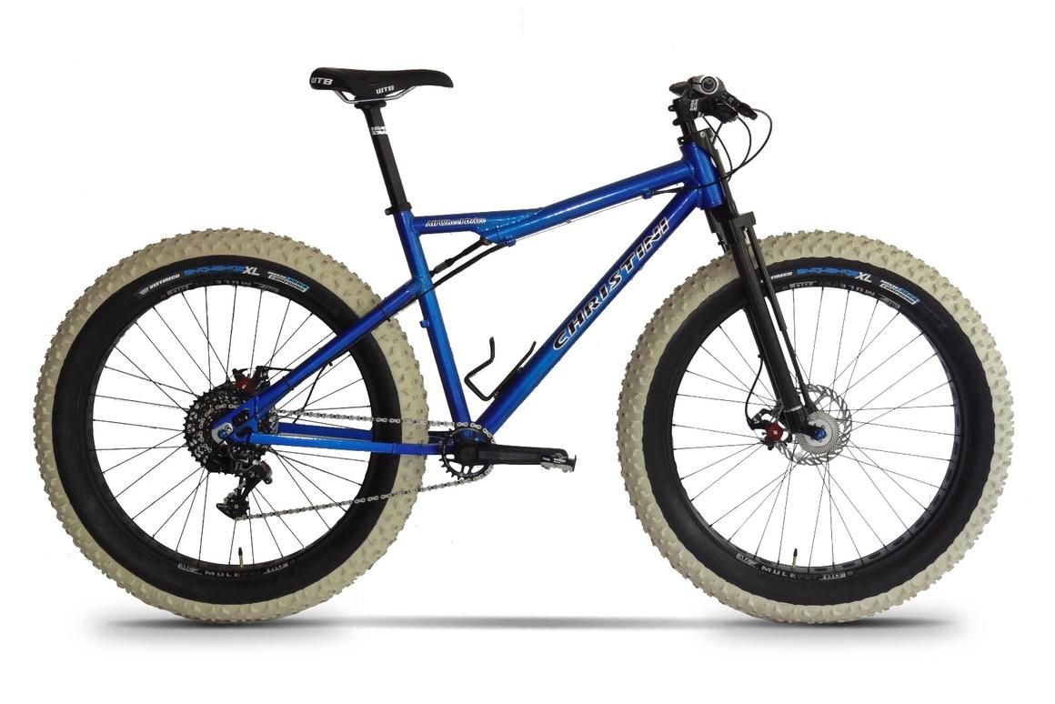 Christini Bicycles claims that it has created the world's first AWD fatbike