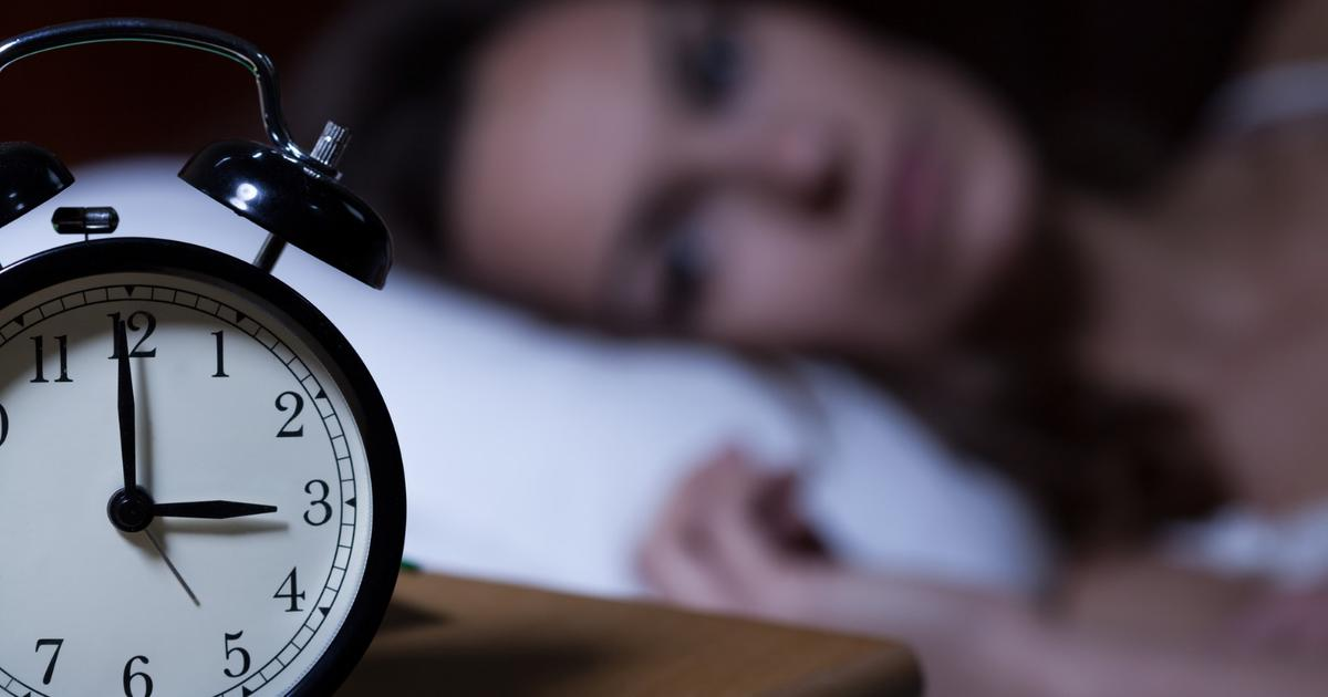One night of sleep deprivation leads to increase in Alzheimer's protein