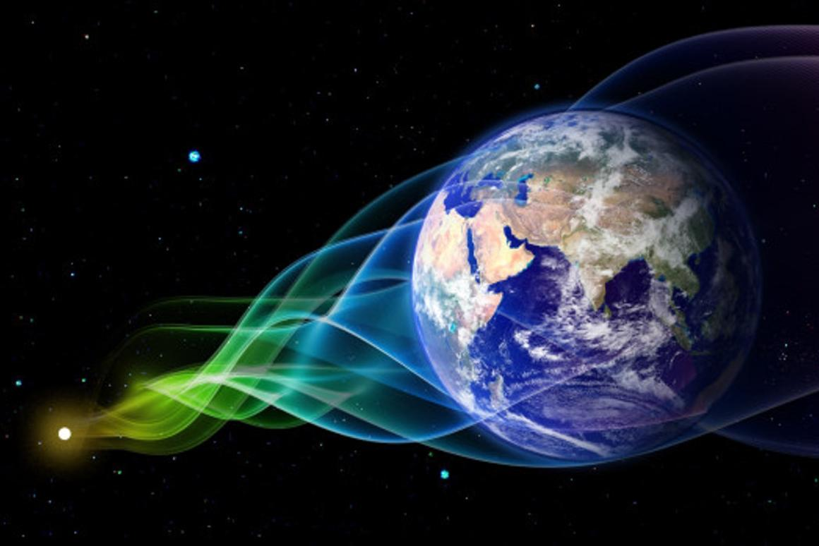 The goal of the Laser SETI program it to look for signs of extraterrestrial civilizations using lasers