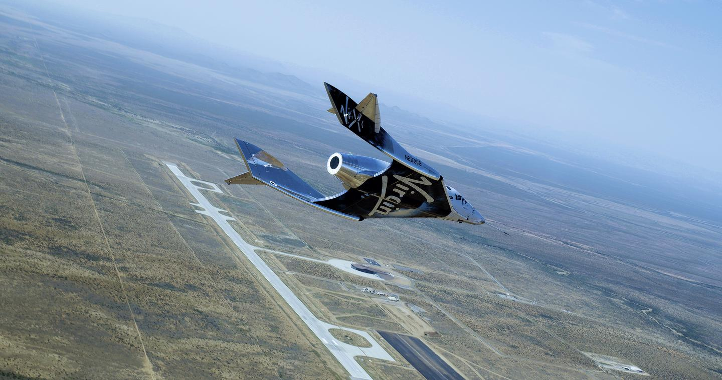 FAA certification clears the way for Virgin Galactic to fly paying passengers to space