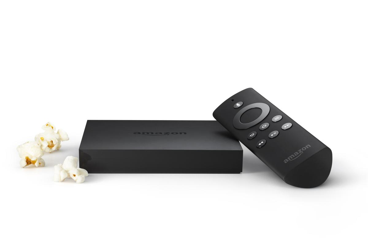 Gizmag reviews the Amazon Fire TV, a streaming set-top-box that you can play quality games on
