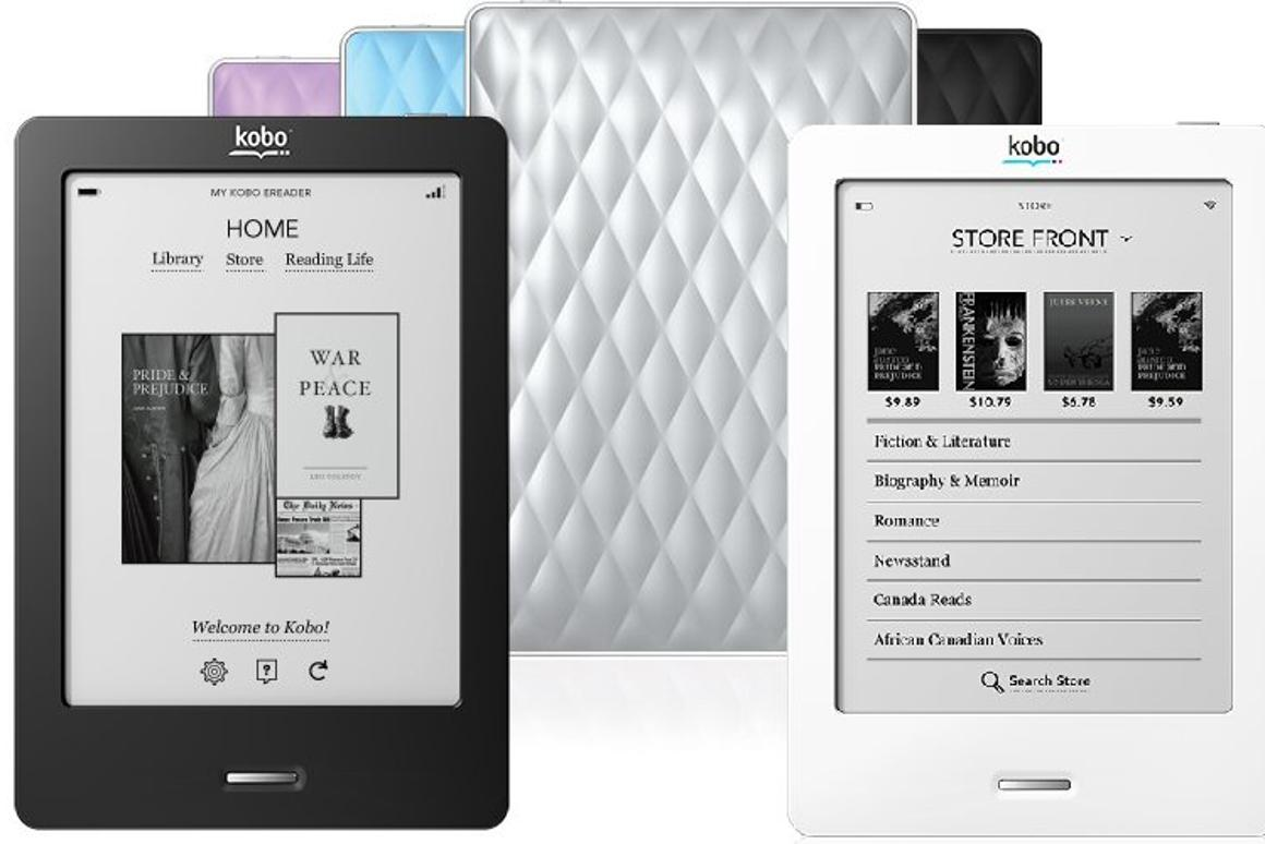 Kobo has announced a touch-enabled e-Ink Wi-Fi e-Reader with a processor specially developed for such devices and multiple language support