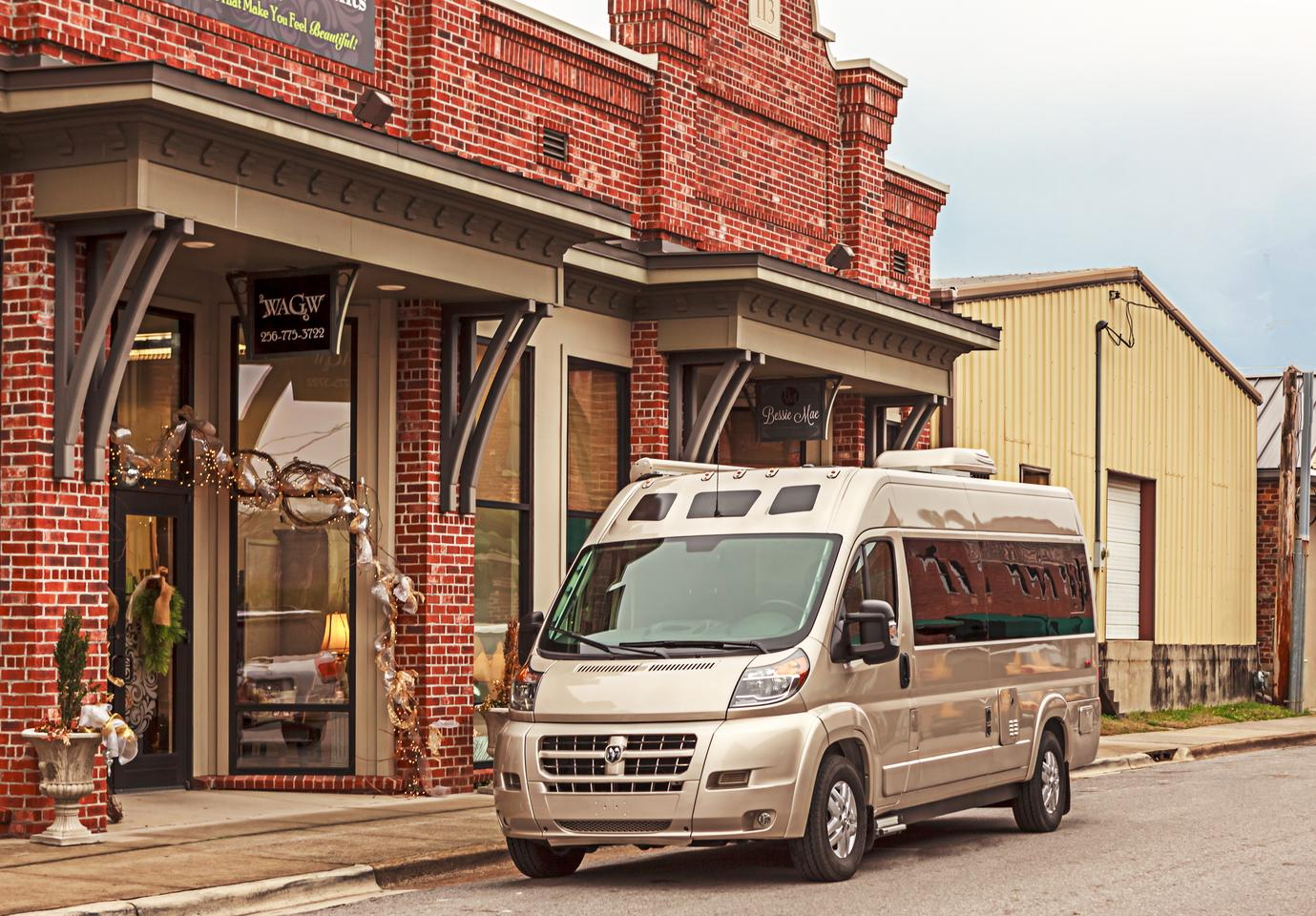 The all-new Roadtrek Zion should be hitting dealerships right about now