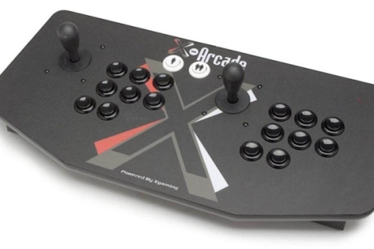 The X-Arcade Dual Joystick