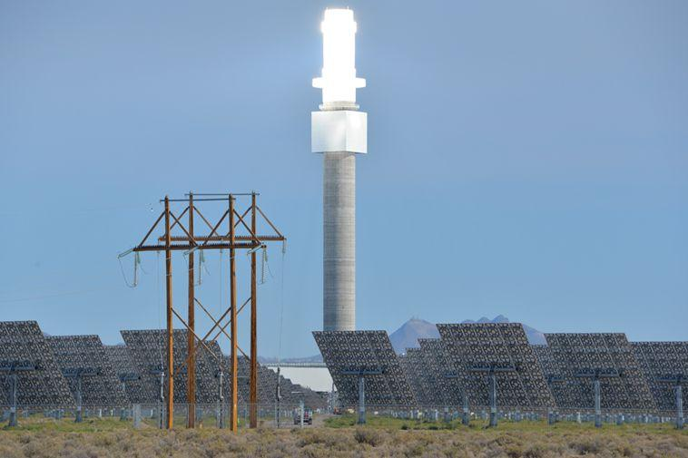 The Aurora Solar Energy Project will build a 150-megawatt solar thermal power station in South Australia