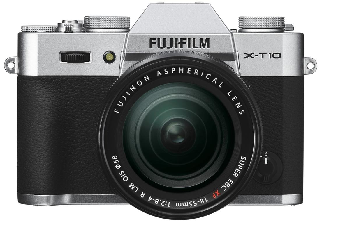 The Fujifilm X-T10 is the latest addition to the X-series line-up and offers a balance between accessibility and control