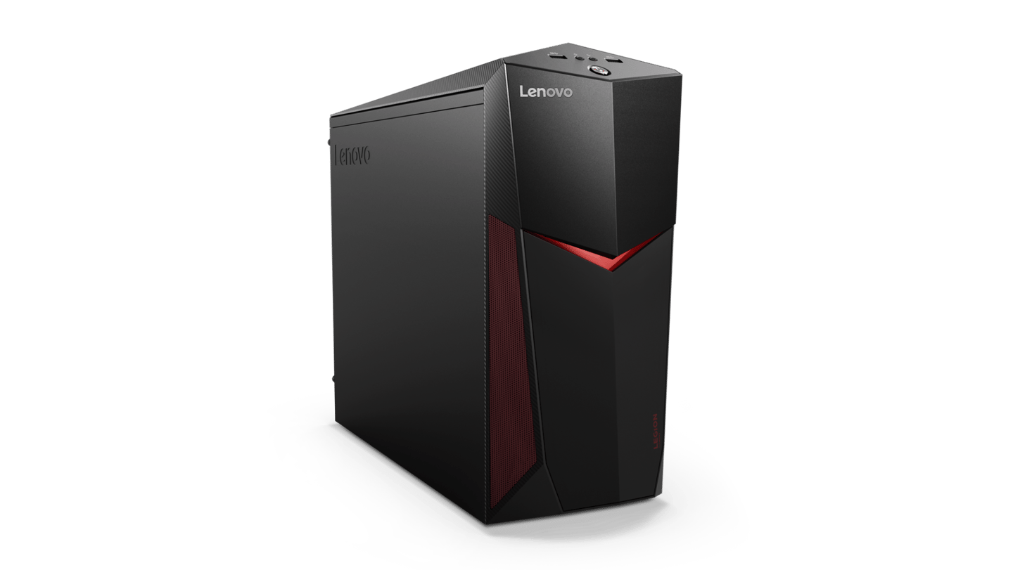 The Lenovo Legion Y520 Tower is designed to be an introduction for console gamers