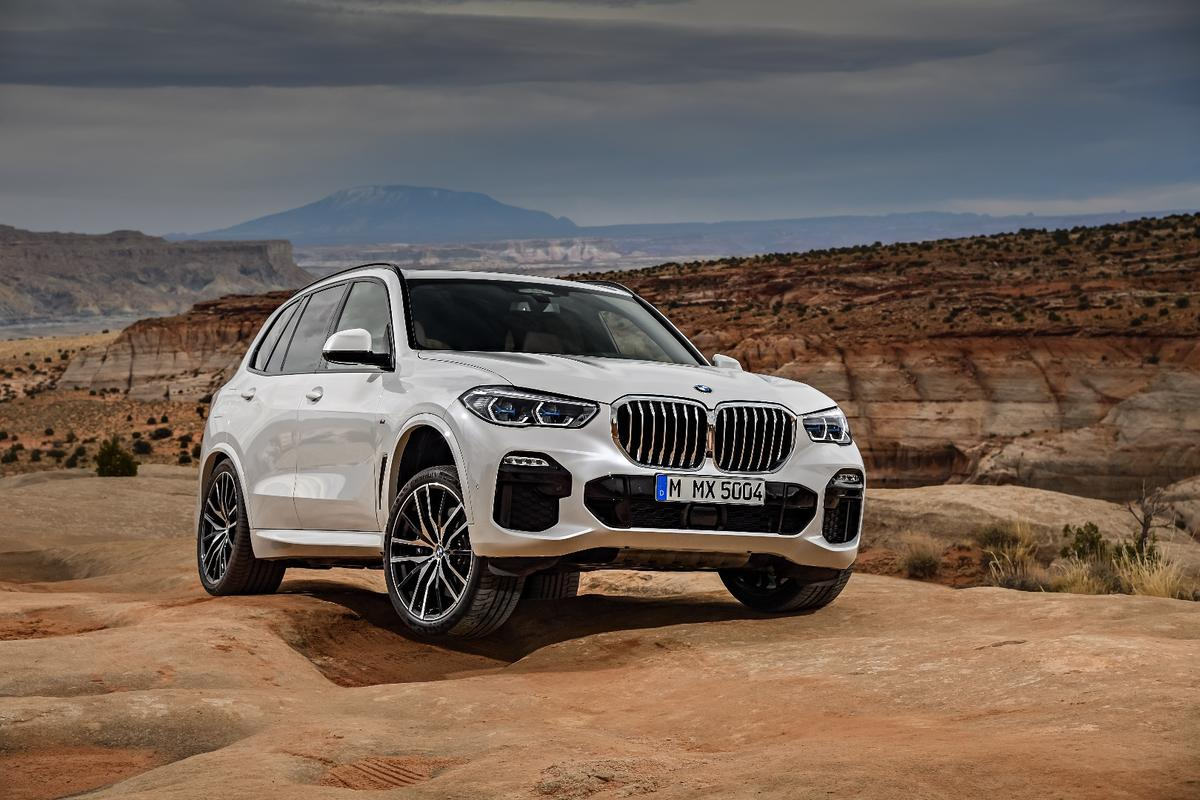 Thefourth-generation BMW X5 will be officially launched in November 2018